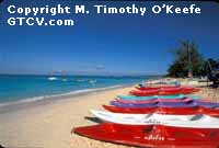 Grand Cayman Seven Mile Beach copyright M. Timothy O'Keefe - www.GuideToCaribbeanVacations.com